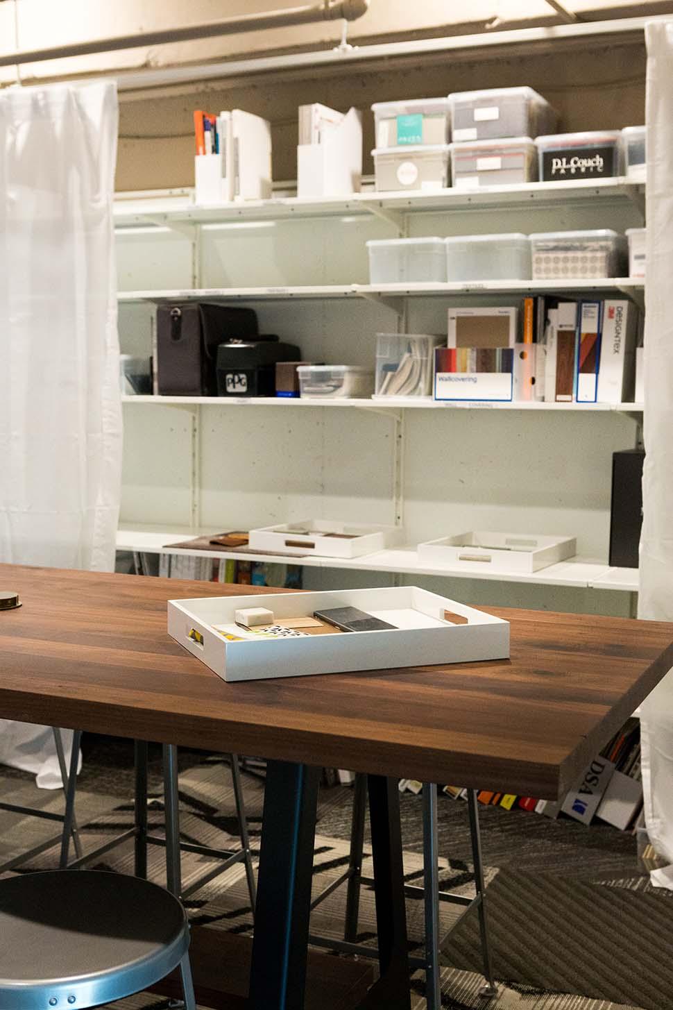 studio materials library