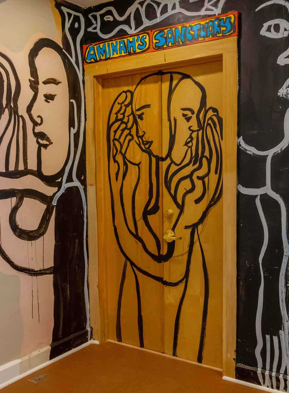 Aminah Doors