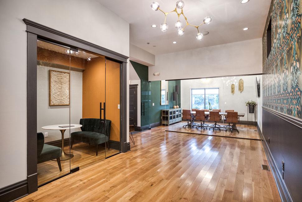 First Floor Meeting Space