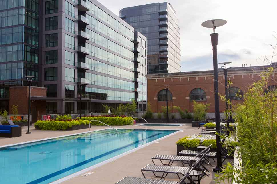 Parks Edge Apartments Dallas