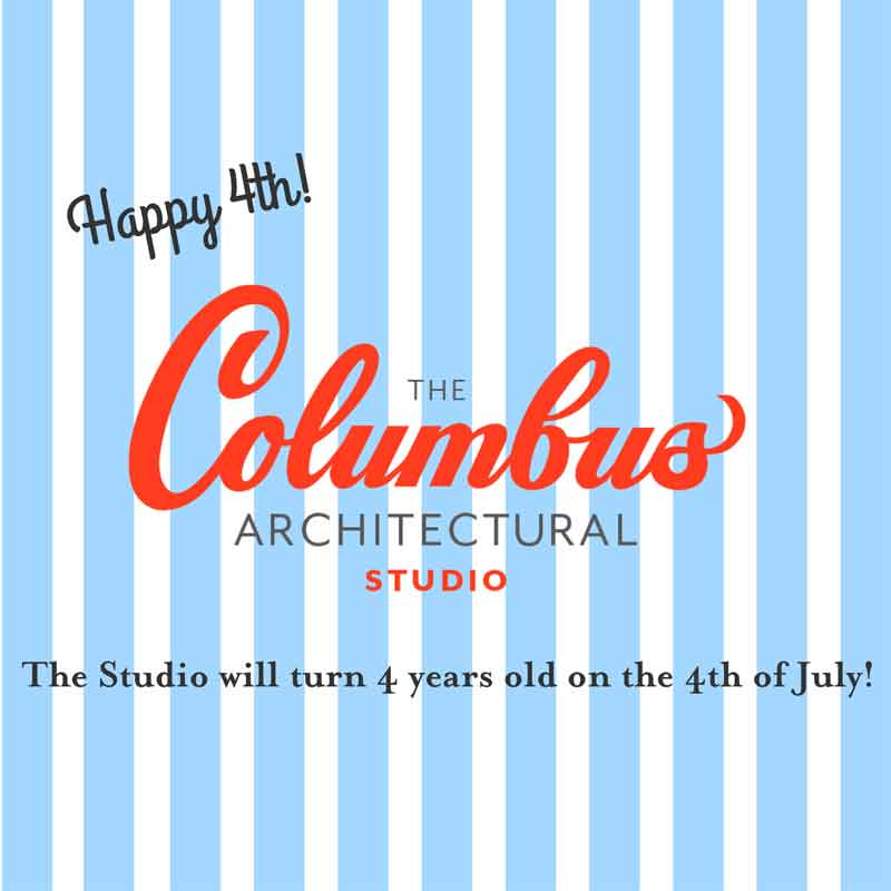 Happy Birthday Studio!